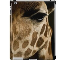 Giraffe Portrait iPad Case/Skin