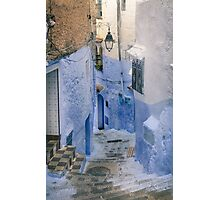 Chaouen Photographic Print