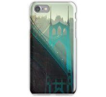 St. John's Bridge iPhone Case/Skin