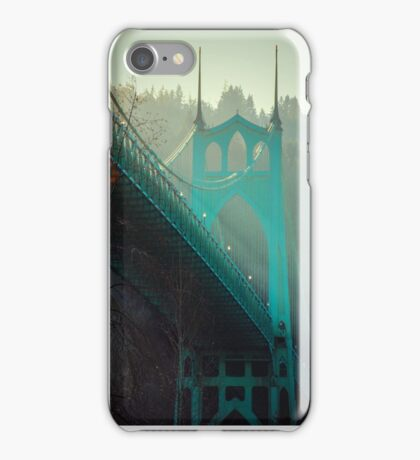 St. John's Bridge iPhone Case/Skin