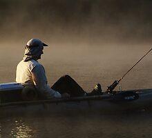 Coolendel Fisherman by Bryan Cossart