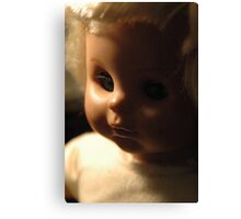 Simple Doll Canvas Print