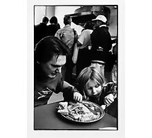 Sacred Heart Soup Kitchen Photographic Print