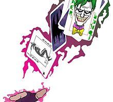 Gambit/Joker Mashup by montro750