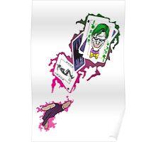 Gambit/Joker Mashup Poster