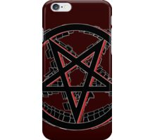 Agent of Chaos iPhone Case/Skin
