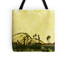 Big Dipper, Santa Cruz Beach Boardwalk, California Tote Bag
