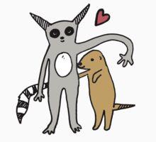 The Lemur & The Meerkat Kids Clothes
