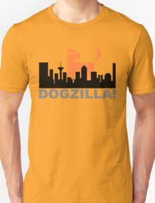 Dogzilla! Get Down Ya Mongrel   T-Shirt