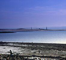 Holy Island - Northumberland  by Carl Gaynor