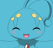 Manaphy by Winick-lim