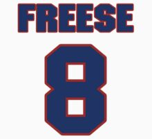 National baseball player Gene Freese jersey 8 by imsport