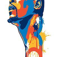 Kevin Durant by GeordyXGeordy
