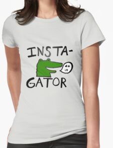 Inst(i)gator Womens Fitted T-Shirt