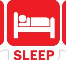 Eat, Sleep, Vape Sticker