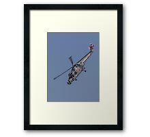 Westland Lynx HMA.8SRU ZF563/303 Framed Print