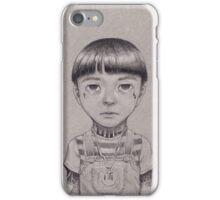 Bowl Cut Gangster iPhone Case/Skin