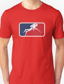 Spearfishing Unisex T-Shirt