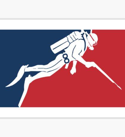 Spearfishing Sticker