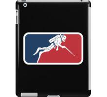 Spearfishing iPad Case/Skin