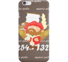 Marco Polo iPhone Case/Skin
