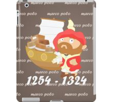 Marco Polo iPad Case/Skin