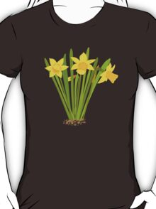 Beautiful Daffodils T-Shirt
