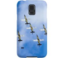 Breitling air display team L-39 Albatross Samsung Galaxy Case/Skin