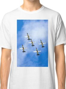 Breitling air display team L-39 Albatross Classic T-Shirt