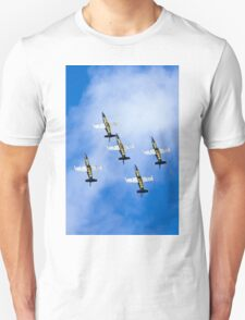Breitling air display team L-39 Albatross Unisex T-Shirt