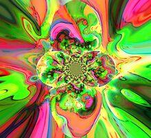 the big vortex by DARREL NEAVES