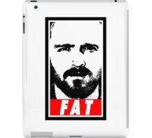 Pinkman - FAT iPad Case/Skin