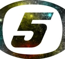 Space Channel 5 Sticker