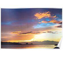 sunset III Poster