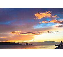 sunset III Photographic Print