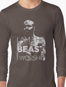Death Grips | MC Ride 3 Long Sleeve T-Shirt
