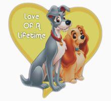 Love Of A Lifetime... Kids Tee