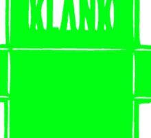 Klank Sticker