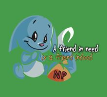 A Friend In Need... Baby Tee