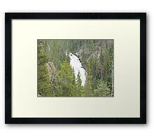 Kepler Cascades Framed Print
