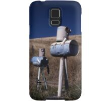 """War Of The Worlds"" ? Letterboxes, Queensland Samsung Galaxy Case/Skin"