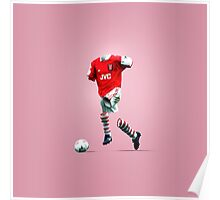 The Invisible Footballer Poster