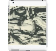 abstract landscape №1 iPad Case/Skin