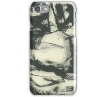 abstract landscape №1 iPhone Case/Skin