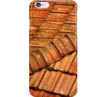 Terracotta Patterns iPhone Case/Skin