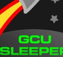 GCU 'Sleeper Service' Mission Patch Sticker