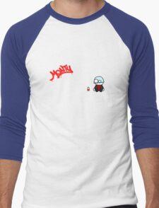 Fridays Child Men's Baseball ¾ T-Shirt