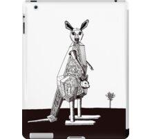 Kangarobot iPad Case/Skin