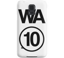 Washington 10 Samsung Galaxy Case/Skin
