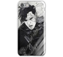 INTO DARKNESS iPhone Case/Skin